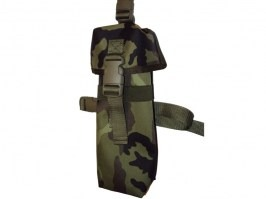 Pistol leg holster for green gas -Vz.95 camo [AS-Tex]