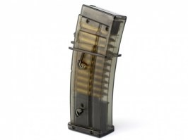 48 rounds LowCap magazine for ASG  DLV36 AEG - black [ASG]