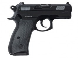 Airsoft pistol CZ 75D Compact - gas [ASG]