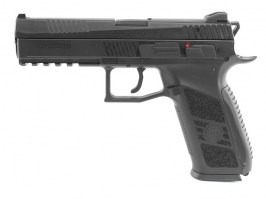 CZ P-09 Black, Gas blowback [ASG]