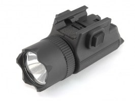 Super Xenon Tactical Flashlight - black [ASG]