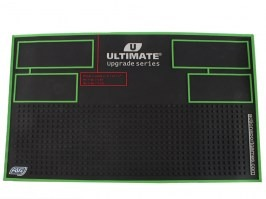 ASG work pad Ultimate upgrade series (50 x 30 cm) - black [ASG]