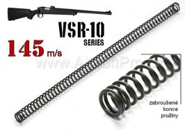 M145 spring for VSR-10 sniper rifles [AirsoftPro]