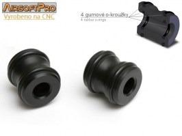 Inner Barrel Spacer, 22mm, 2 pcs [AirsoftPro]