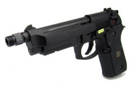 WE pistols suppressor (silencer) adaptor [AirsoftPro]