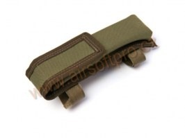 Battery pocket - olive [AS-Tex]