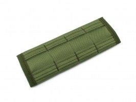 MOLLE belt sleeve (4 positions) - green [AS-Tex]