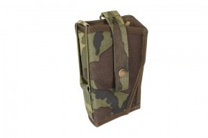 Holster with double lock Gen.2 - Molle - vz.95 (for left-handers) [AS-Tex]