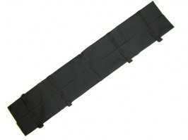 Transport case for rifles up to 125cm - black [AS-Tex]