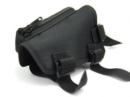 Solid stock pocket - black [AS-Tex]