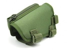 Solid stock pocket - green [AS-Tex]