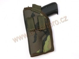 Pistol belt holster -Vz.95 camo [AS-Tex]