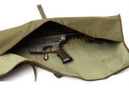 Transport case for rifles up to 100cm - olive [AS-Tex]