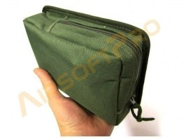 MOLLE universal pocket 14x18cm - OD [AS-Tex]