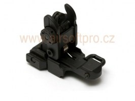Rear folding sight RIS [AimTop]