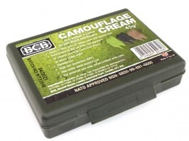 3-colour compact camouflage cream - woodland [Bushcraft]