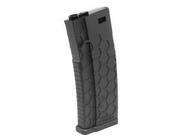 170 rounds mid-cap HM style magazine for M4 - black [Big Dragon]