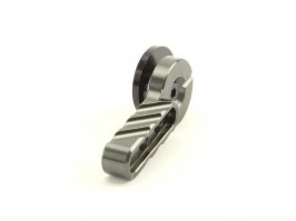 CNC selector lever for M4 - black [Big Dragon]