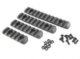Set of polymer RIS MOE mount rail - 4 pcs [Big Dragon]