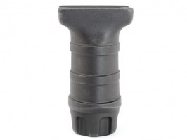 Vertical fore grip Keymod Tango Down, short - black [Big Dragon]