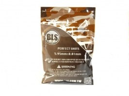 Bullets BLS BIO Ultimate Heavy 0.40g, 1000 pcs - white [BLS]
