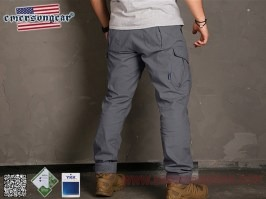 Blue Label Ergonomic Fit Long trousers - Wolf Grey [EmersonGear]
