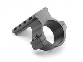 25mm scope ring with the RIS mount [CYMA]