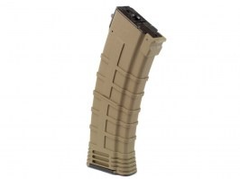 500 round High capacity magazine for AK series -TAN [CYMA]