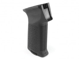 AK74 Magpul style tactical Grip for GBB AK, model ME-K2, black [Big Dragon]