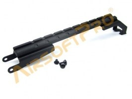 Aluminium tactical top scope rail for AK [CYMA]