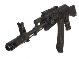 AK74 Tactical, steel body (CM.048A) [CYMA]