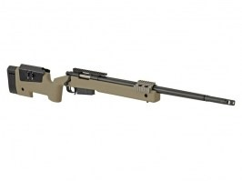 Airsoft sniper rifle M40A5 (CM.700A) - Dark Earth (DE) [CYMA]