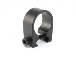 Flashlight or scope simple metal mount (25mm) for RIS mount [CYMA]