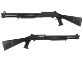 M1014 shotgun with the solid ABS stock, long, METAL (CM.370M) [CYMA]