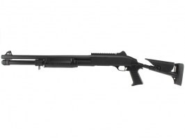 M1014 shotgun with the tactical ABS stock, long (CM.373M) [CYMA]