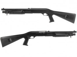 M3 Super 90 shotgun with the solid ABS stock, short (CM.360) [CYMA]