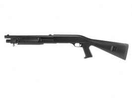 M3 Super 90 shotgun with the solid ABS stock, short, METAL (CM.360M) [CYMA]