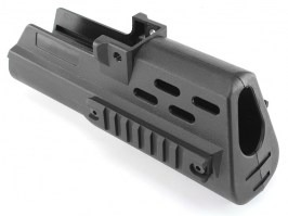 Nylon big battery handguard  20mm Rail Set for G36C [CYMA]