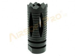 Metal Troy Type Flash Hider [DBoys]