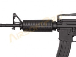 Solid plastic foregrip for M4 serie [DBoys]
