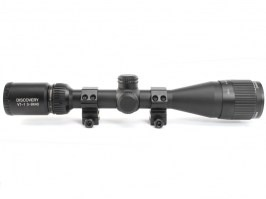 Rifle scope VT-1 3-9X40 AO 1/2 Mil-Dot - DAMAGED PACKAGE