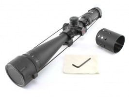 Rifle scope VT-1 6-24X42 AOAI 1/2 Mil-Dot [Discovery]