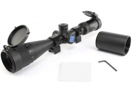 Rifle scope VT-R 4-16X42 AOE HMD SFP IR-MIL, Illuminated [Discovery]