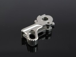 Match Grade CNC Stainless Steel Hammer for TM Hi-Capa, silver [Dynamic Precision]