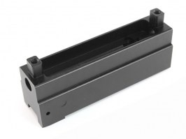 Aluminium CNC 7075 bolt for WE SCAR L - black [Dynamic Precision]