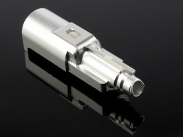 Aluminium CNC loading nozzle for WE G18 [Dynamic Precision]