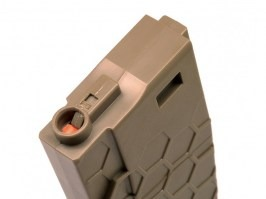 Mid-Cap 120 rds Hexmag ECO magazine for M4 AEG - Dark earth [Dytac]