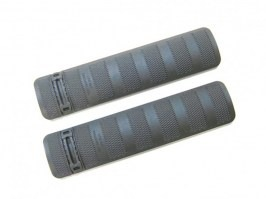 Battle Rail Cover, 2pcs - foliage green [Dytac]