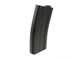 70 rounds mid cap magazine for M4 series, blackN [E&C]