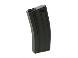70 rounds mid cap magazine for M4 series, black [E&C]